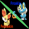 fennekin&froakie